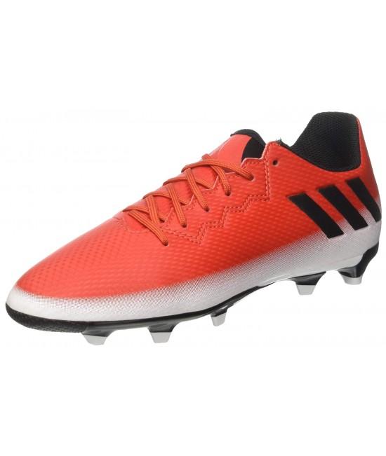 BA9148 Adidas Messi 16.3 FG Junior Football Boots Red