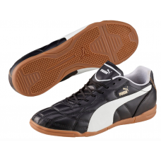 Puma Classico Indoor  Junior Training Shoes Black