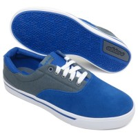 F98087 Adidas PARK ST CLASSIC Trainers Blue Grey
