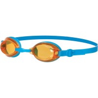 8-092989082 Speedo JET V2 GOGGLES J BLUE ORANGE