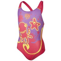 8-09215A686 Speedo SE SEA SQUAD Kids Swimsuit