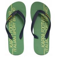 303T9X0_905 Kappa ALLMAN N/G Men's Flip Flops