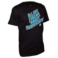 ADIBJJTS01 Adidas Sub Men's T- Shirt Black