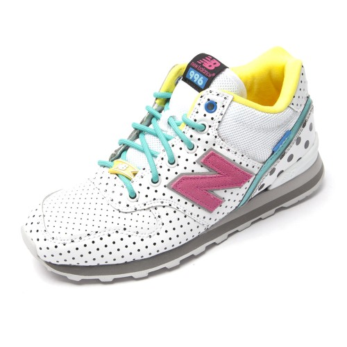 WH996BFW New Balance 996 Aqua Trainers 841dec8bc54