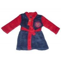AR7456298 ARSENAL ROBE Kids Dressing Gown