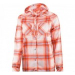 W43902 Adidas Women's ED Flannel Check Shirt (B Grade)