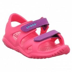 204988-60O Crocs Swiftwater S Juniors Sandals