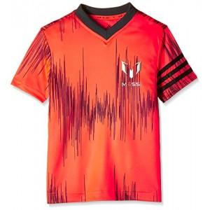 AJ6166 Adidas YB MESSI AOP TEE T Shirt