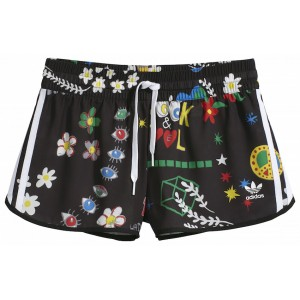 AO3163 Adidas ARTIST Pharrell Williams Women's Shorts