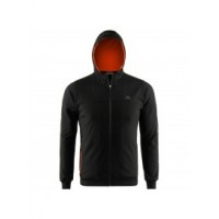 303P100_005 Kappa Scoubi Men's Hooded Jacket