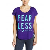 640763 547 NIKE FEARLESS Women's T-Shirt