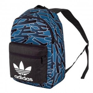 AZ3256 Adidas Shatter Backpack Blue