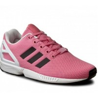 BB2409 Adidas ZX FLUX Juniors Trainers