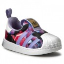 BB2519 Adidas SUPERSTAR 360 Baby Trainers