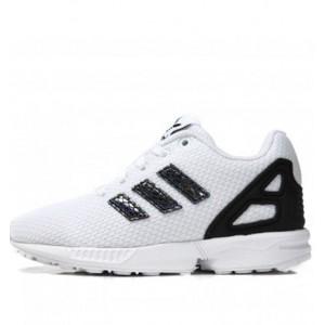 S76347 Adidas ZX FLUX MET SN Kids Trainers