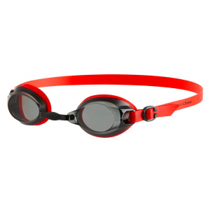 Speedo Jet  Adult's Goggles Red-Smoke