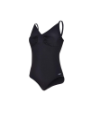 Speedo Watergem 1 Piece Women's Swimsuit Black