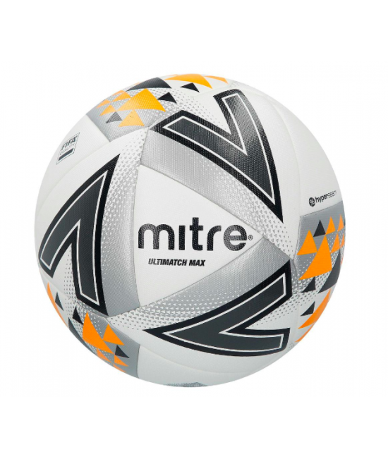 Mitre Ultimatch Max Match Ball Fifa Quality WSO 4 & 5