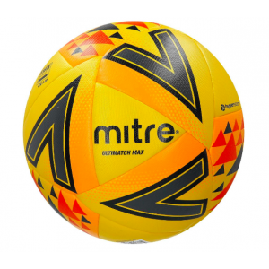 Mitre Ultimatch Max Match Ball Fifa Quality YOB 4 & 5