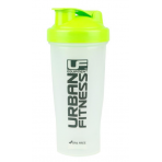 UFE Protein Shaker 700ml - Clear Green