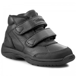 A13WY Timberland Woodman Park Kids School Shoes Boots