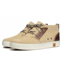 A17E8 Timberland Amherst Chukka Men's Shoes
