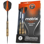 Harrows Matrix Brass Darts