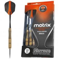 Harrows Matrix Brass Darts