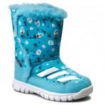 AQ2907 Adidas Disney Frozen Mid Infant Boots