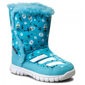 AQ2907 Adidas Disney Frozen Mid Infant Boots
