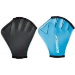 Speedo Swimming Aqua Gloves Blue