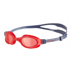 Speedo Juniors Futura Plus Goggles Grey Red