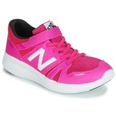 New Balance Kids Pink Trainers