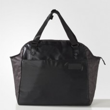 AB0719 Adidas MY FAV TOTE Black
