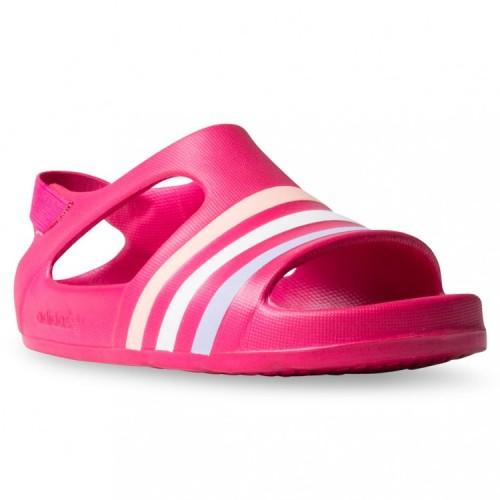 9b90b2d77 BA7134 adidas ADILETTE PLAY Infant Baby Sandals