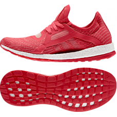 AQ3399 Adidas PUREBOOST X Women's Trainers Red (Pack of 10)