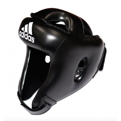 Adidas Boxing Rookie Headguard Black
