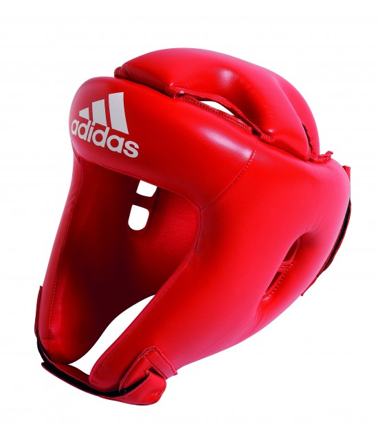 Adidas Boxing Rookie Headguard Red