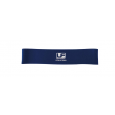UFE Fitness Resistance Band Loop 12 Inch Blue