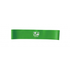 UFE Fitness Resistance Band Loop 12 Inch Green
