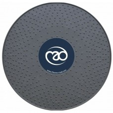 Fitness Mad 40 cm Adjustable Balance Wobble Board Grey