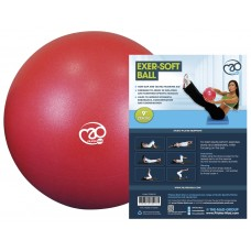 Fitness Mad Yoga Exer Soft Pilates Ball