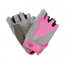 Fitness Mad Women's Cross Training Fitness Gloves Pink