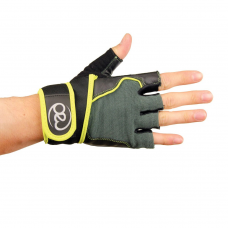 Fitness Mad Men's Weight Lifting Training Gloves Black
