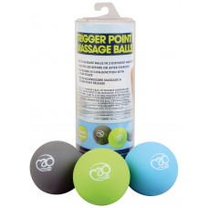 Fitness Mad Trigger Point Massage Ball Set of 3