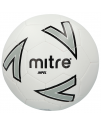 Mitre Impel Training Ball Size 3 & 4 & 5 White/Silver/Black