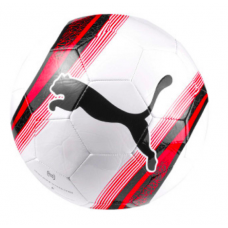 Puma Big Cat 3 Training Football White Red Black