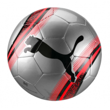 Puma Big Cat 3 Training Football Silver Red Black