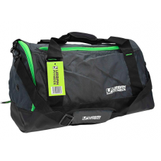 UFE Fitness Small Holdall Bag Black