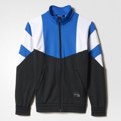 BJ8565 adidas Originals  EQT Tracktop Junior's Jacket